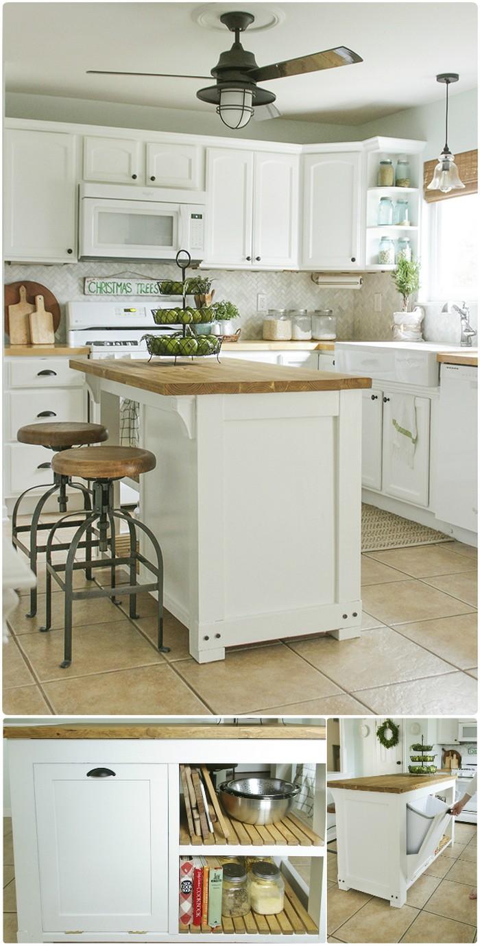 25 Of The DIY Kitchen Decorating Ideas | DIY Home Decor
