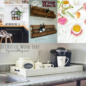 25 of the DIY kitchen decorating ideas