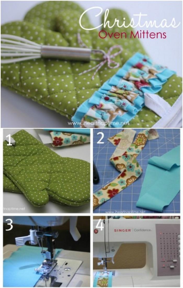 Decorative Oven Gloves