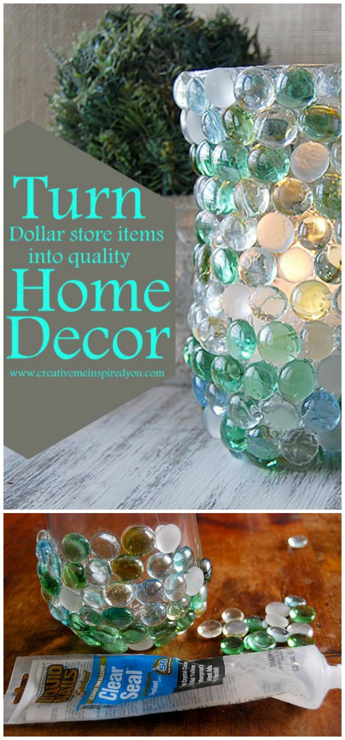 Diy dollar store crafts decorating ideas diy home decor for Store for home decor