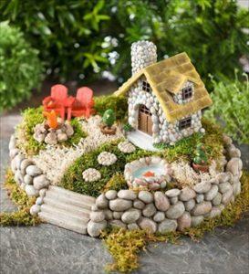 Make your garden ideal with DIY Fairy Garden ideas
