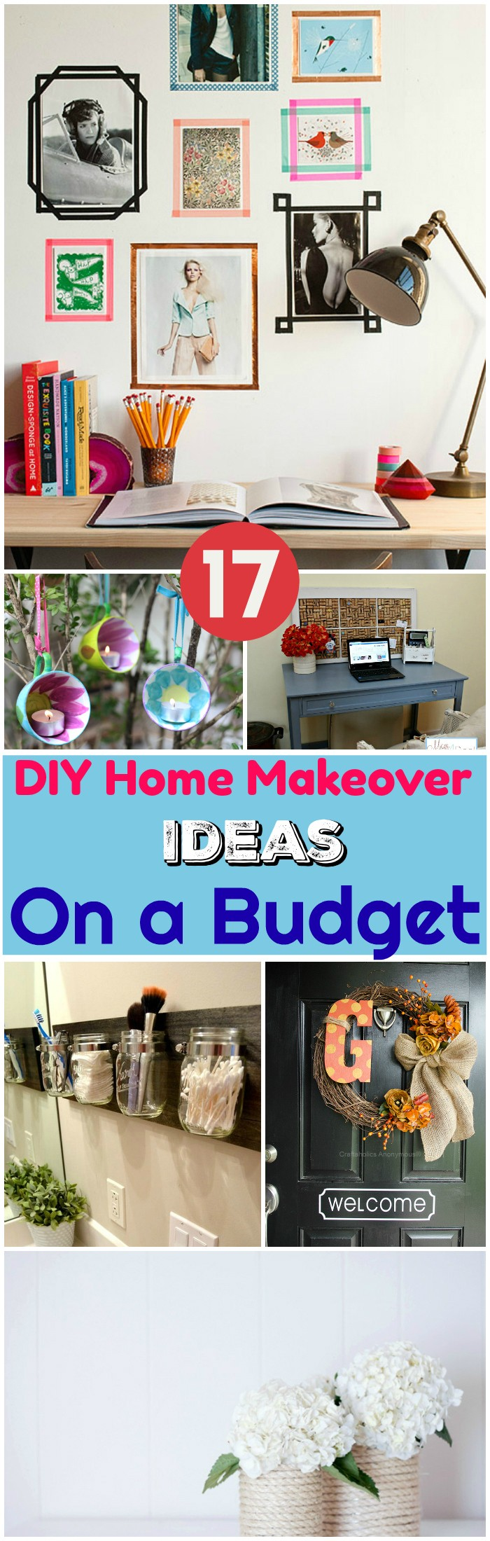 17 Interesting Diy Home Makeover Ideas On A Budget Diy