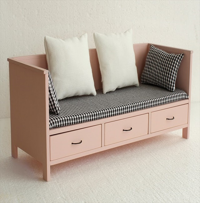 diy sofa 15 15 Very Interesting DIY Sofa Designs You Must See