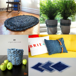 21 Amazing DIY Recycle Jeans Ideas You Must Try