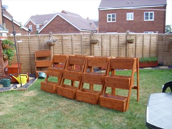 DIY pallet furniture ideas 1