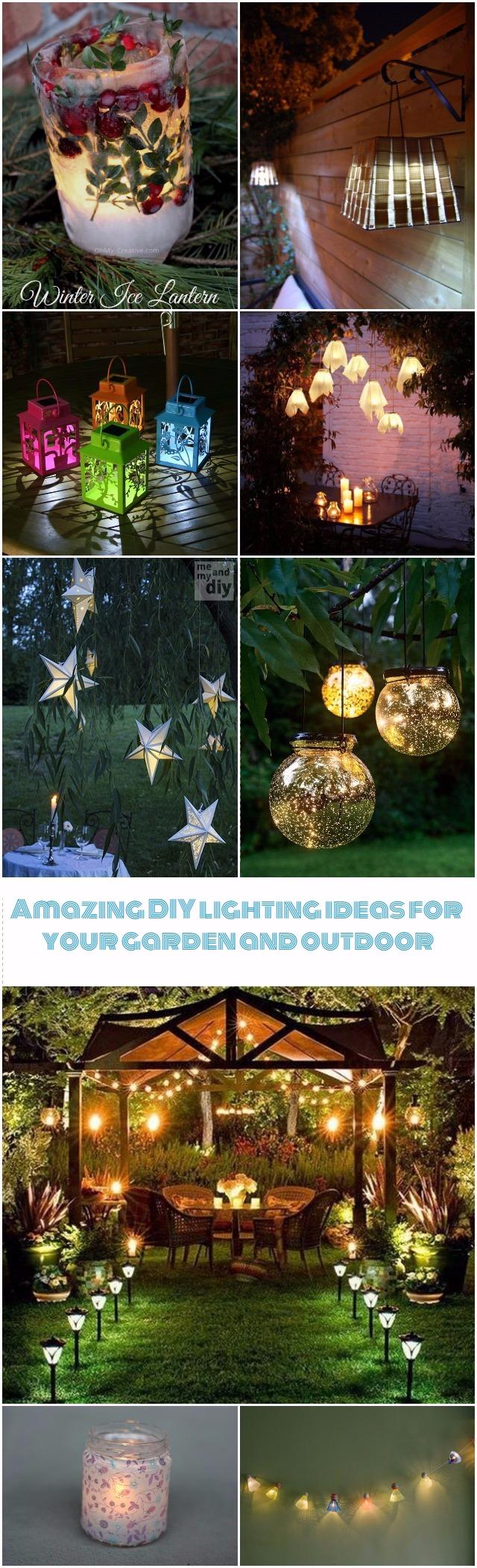 diy lighting | diy lighting ideas | diy lighting fixtures