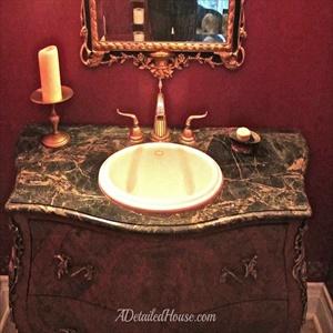 DIY Pallet Bathroom Vanity Projects