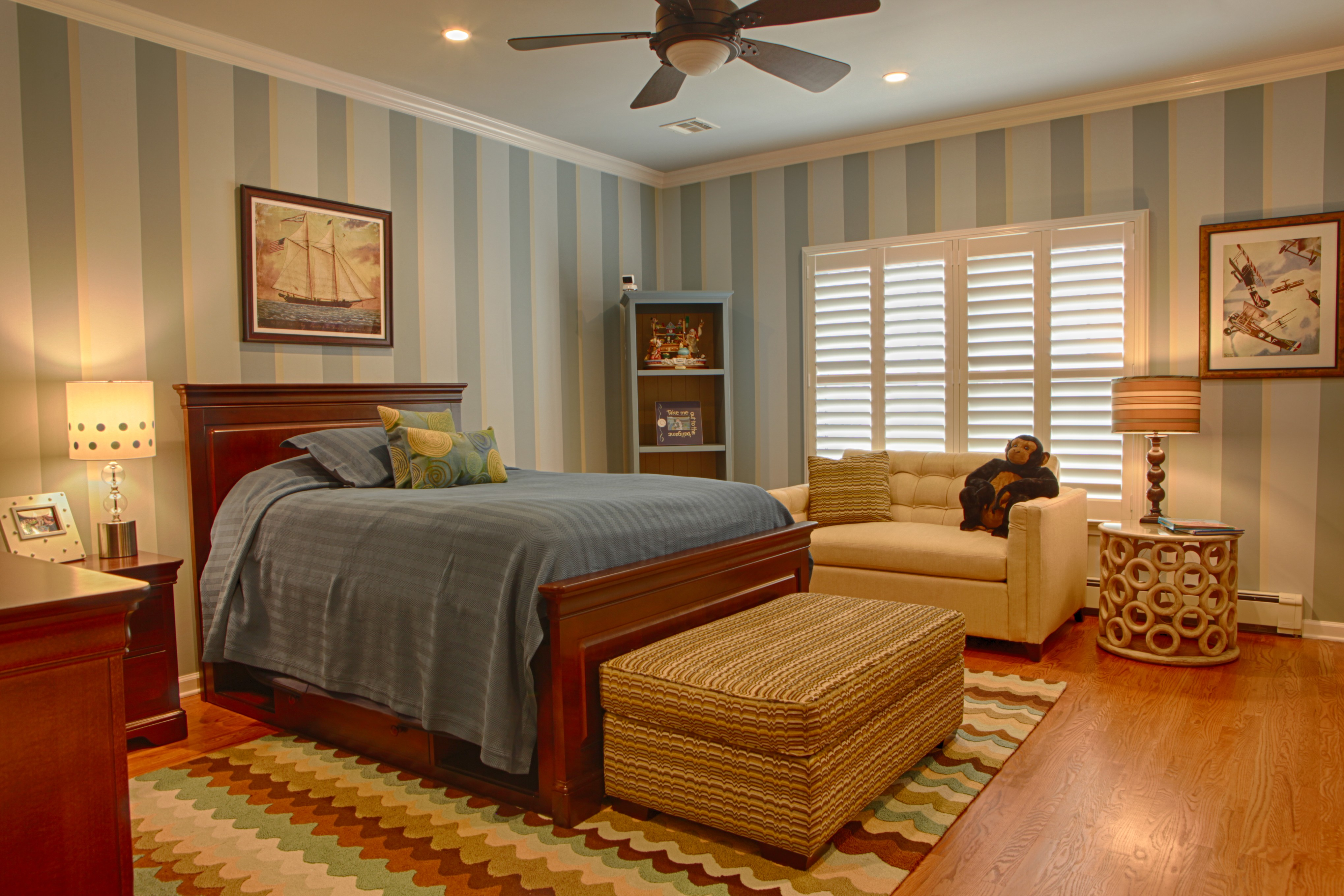 13 amazing diy bedroom d cor ideas diy home decor - Apartment interior design ideas with black woven light fixtures ...