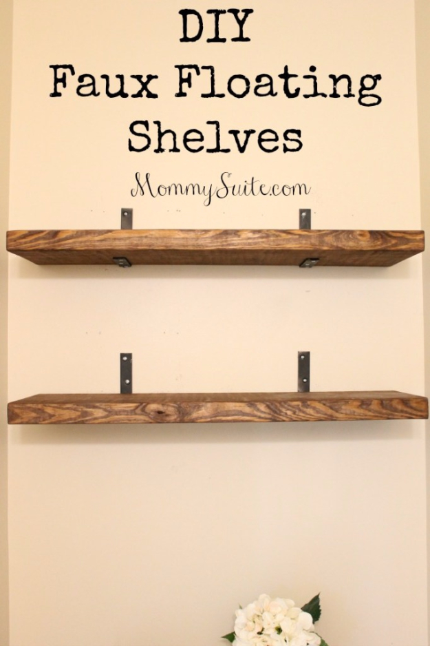 Fantastic 22 Brilliant Diy Shelves Will Beautify Home Diy Home Decor Download Free Architecture Designs Ogrambritishbridgeorg