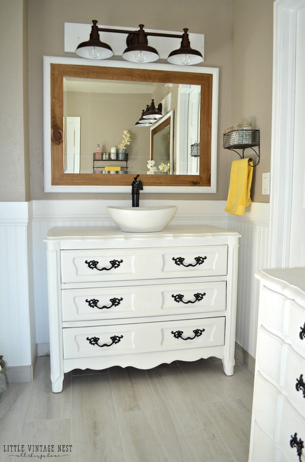 diy pallet bathroom vanity projects