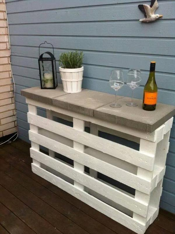 DIY pallet furniture ideas 6