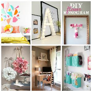 15 Amazing DIY Bedroom Décor Ideas