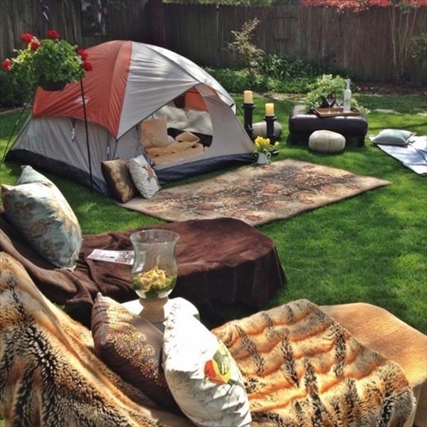 Diy Backyard Ideas 12 12 Outstanding DIY Backyard Ideas On Your Budget