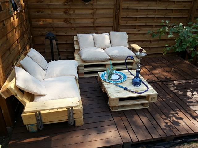 17 interesting and amazing diy patio furniture ideas diy home decor