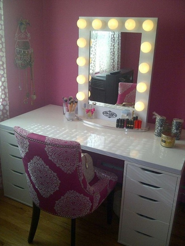 Beau Diy Vanity Table Ideas 2 15 Amazing DIY Vanity Table Ideas You Must Try
