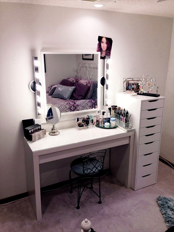 15 Diy Vanity Table Ideas You Must Try Diy Home Decor