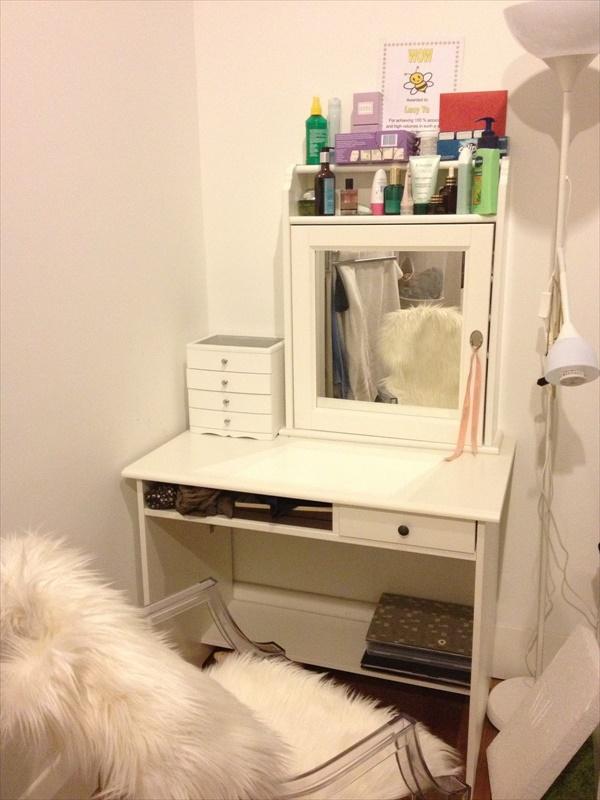 diy vanity table ideas 4 15 Amazing DIY Vanity Table Ideas You Must Try