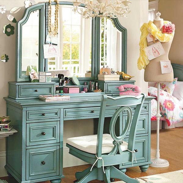 diy vanity table ideas 7 15 Amazing DIY Vanity Table Ideas You Must Try