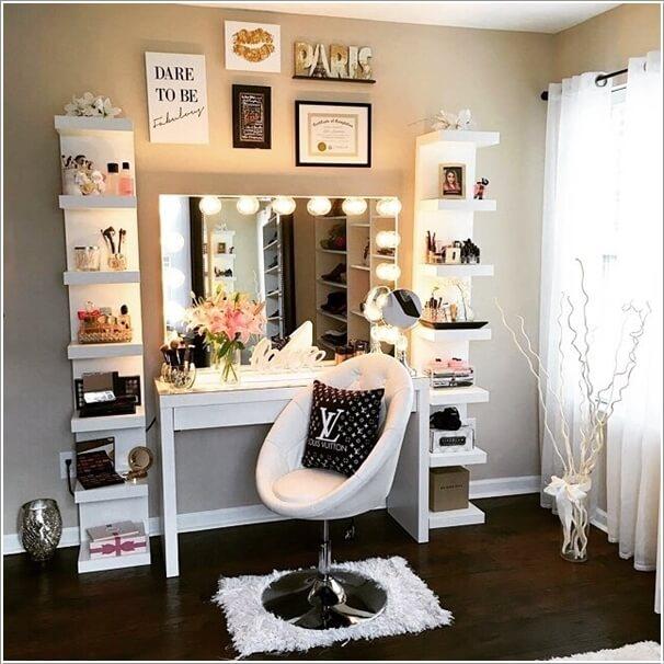 diy vanity table ideas 15 Amazing DIY Vanity Table Ideas You Must Try
