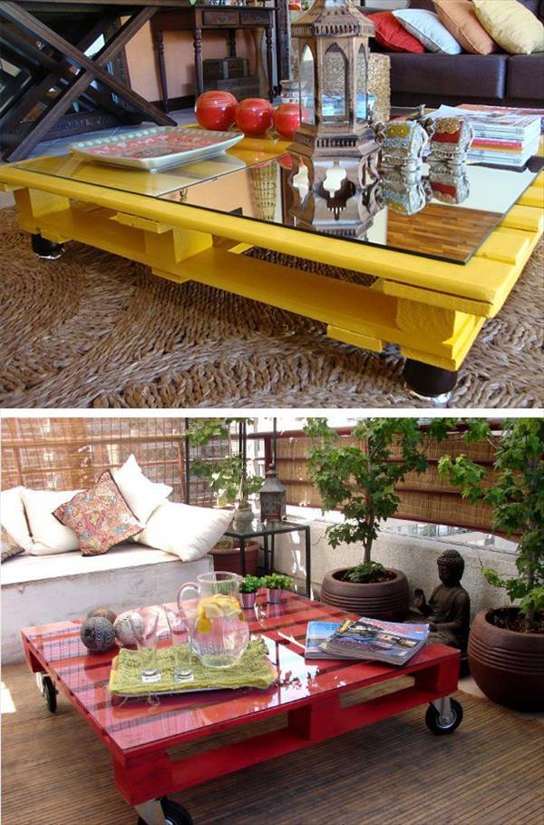 DIY pallet furniture ideas 5