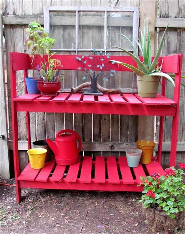 DIY pallet furniture ideas14