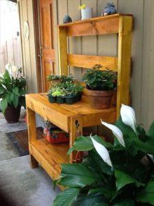 DIY 17 Pallet Furniture Ideas
