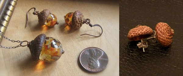 acorn craft 10 17 Interesting acorn craft ideas that will really amaze you