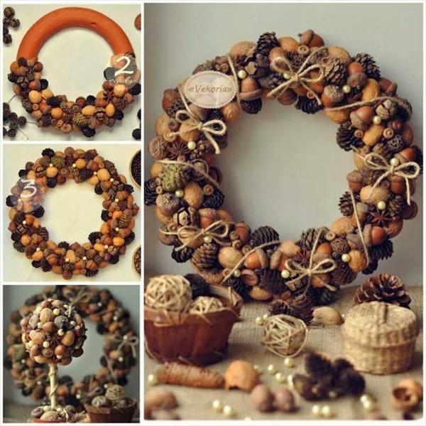 acorn craft 4 17 Interesting acorn craft ideas that will really amaze you