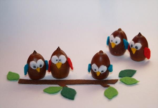 acorn craft 5 17 Interesting acorn craft ideas that will really amaze you
