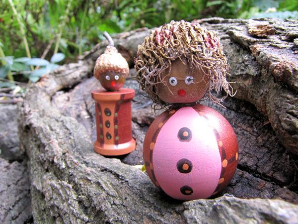 acorn craft 6 17 Interesting acorn craft ideas that will really amaze you