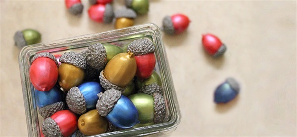 acorn craft 9 17 Interesting acorn craft ideas that will really amaze you