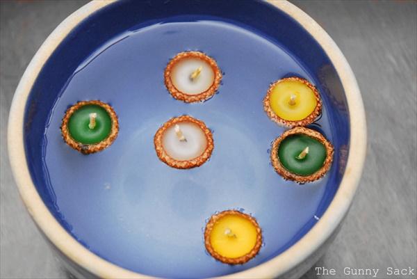 acorn craft14 17 Interesting acorn craft ideas that will really amaze you