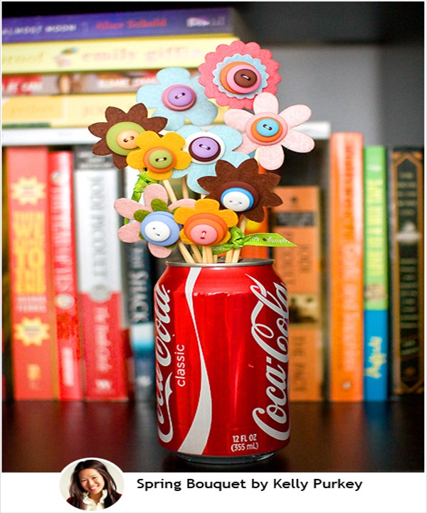 button crafts 8 15 interesting button crafts ideas that will beautify your home