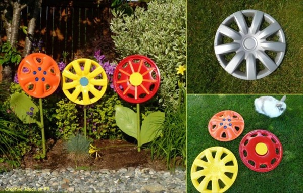 diy craft 1 15 amazing DIY craft ideas for your garden