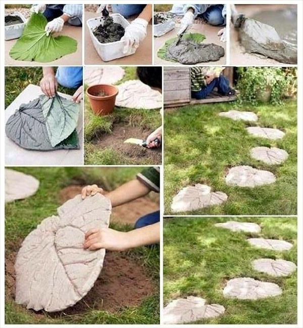 diy craft 12 15 amazing DIY craft ideas for your garden
