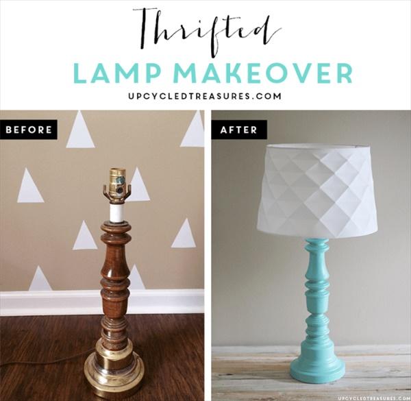 diy floor lamp 6 DIY floor lamp ideas that can brighten up your home