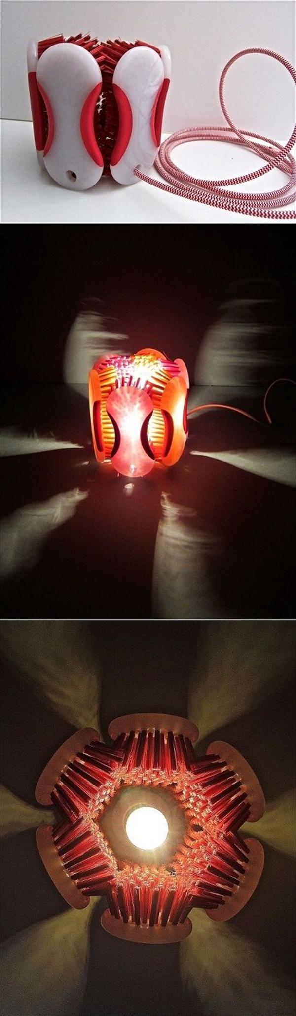 diy lamp 11 15 creative DIY lamp ideas you can make under your budget
