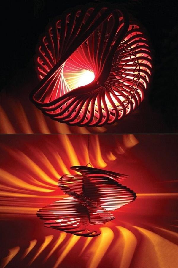 diy lamp 14 15 creative DIY lamp ideas you can make under your budget