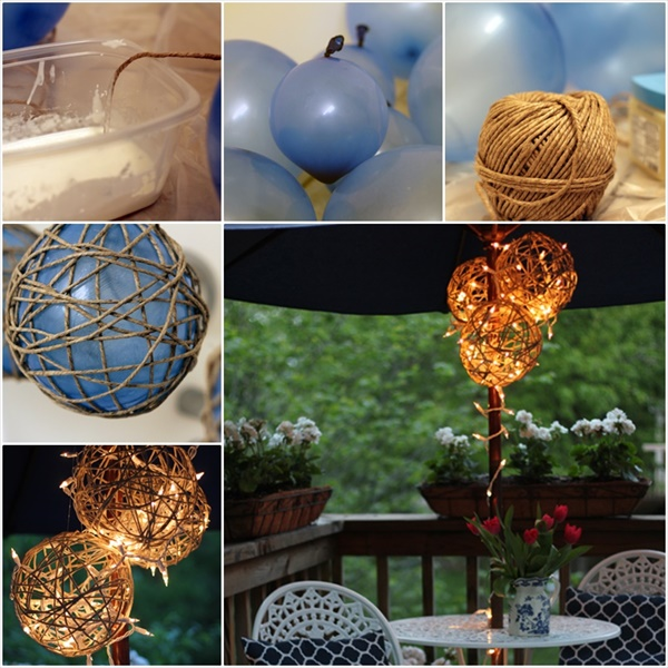 diy lamp 15 1 15 creative DIY lamp ideas you can make under your budget