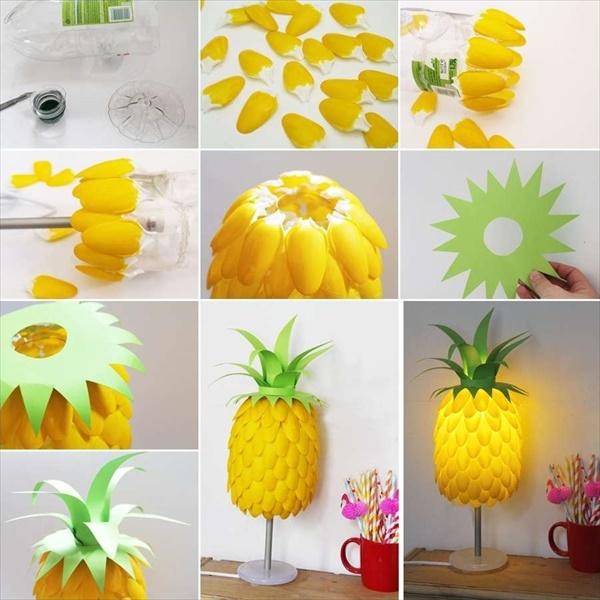 diy lamp 2 15 creative DIY lamp ideas you can make under your budget