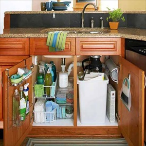 15 clever DIY organization ideas for your kitchen