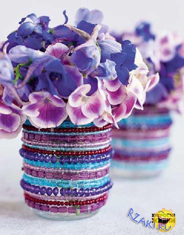 diy vase 2 15 DIY Vase Ideas To Make Your Home Lovely