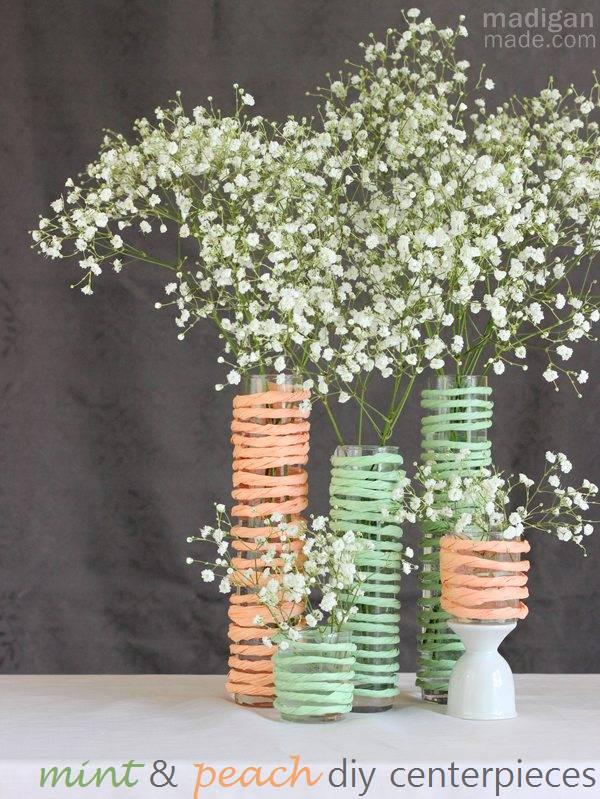diy vase 3 15 DIY Vase Ideas To Make Your Home Lovely