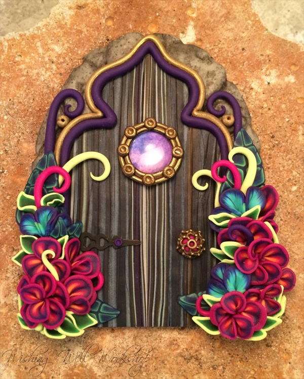 fairy door 11 15 easy and lovely fairy door ideas you will love