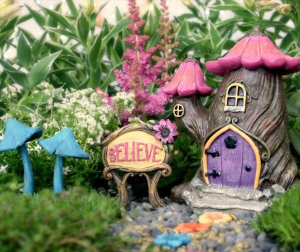 fairy door 4 15 easy and lovely fairy door ideas you will love