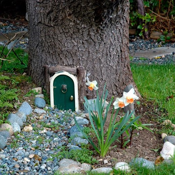 15 Easy And Lovely Fairy Door Ideas You Will Love Diy