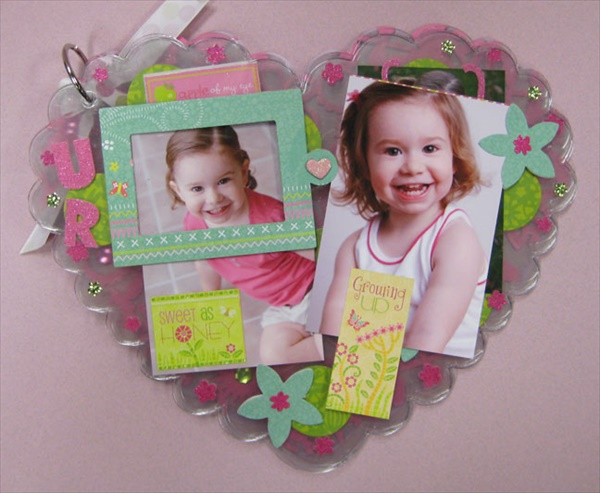 photo craft 14 Attractive handmade photo craft ideas to display your photo collection