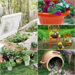 16 cheap and lovely DIY garden projects you can make easily