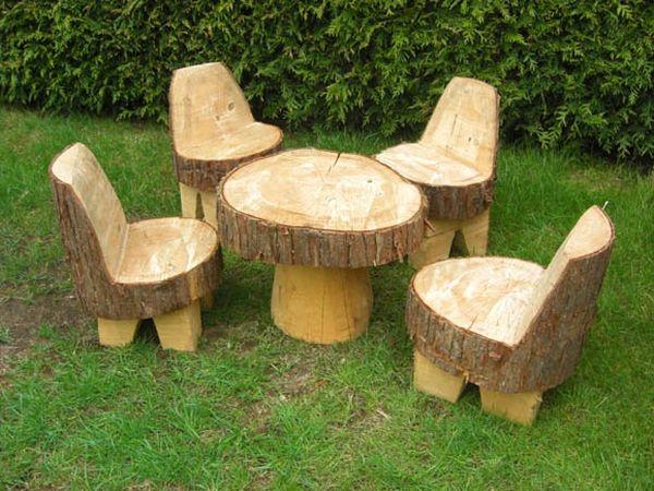 tree stump 11 Transform Tree Stump Into Home Decoration Items