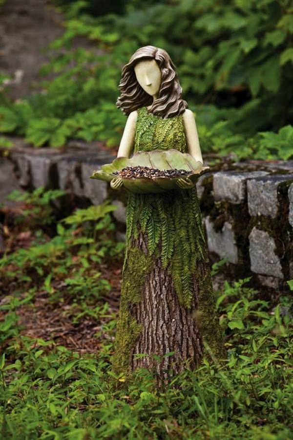 tree stump 5 Transform Tree Stump Into Home Decoration Items